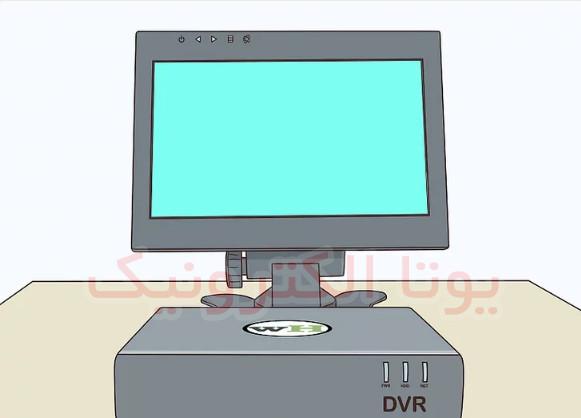 آموزش نصب رایگان دوربین مداربسته IP