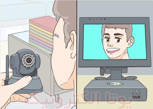 آموزش تصویری راه اندازی دوربین مداربسته